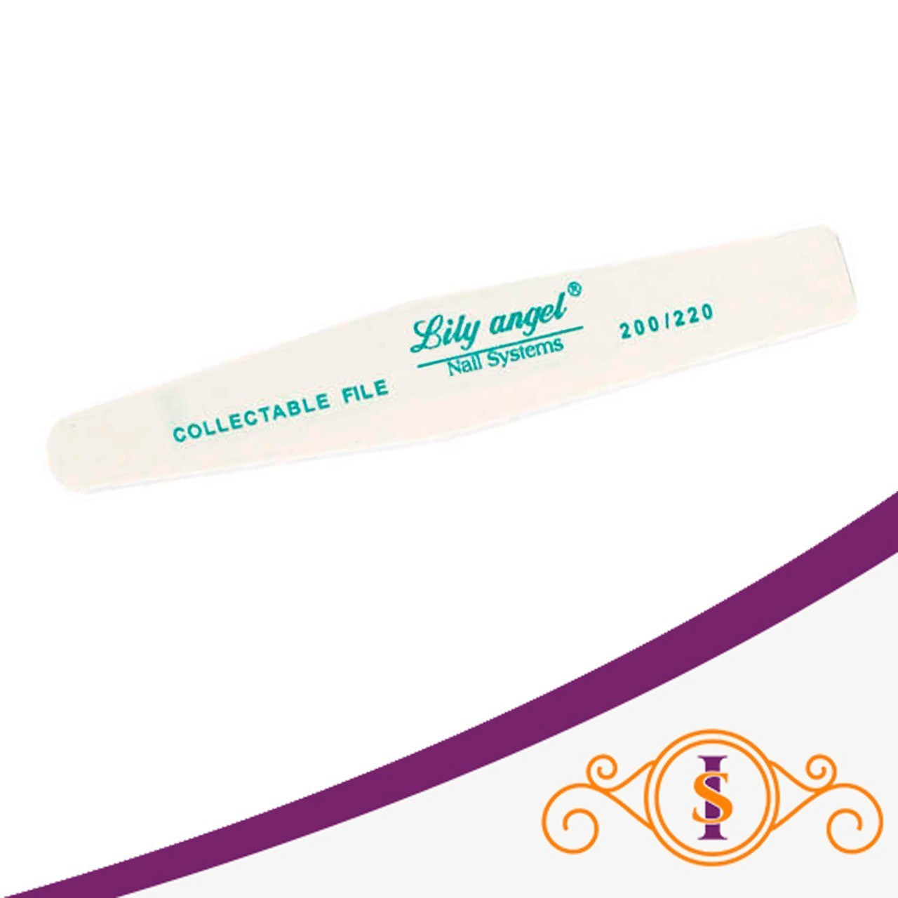 Lixa Caixão Lily Angel 200/220  - 1 unidade