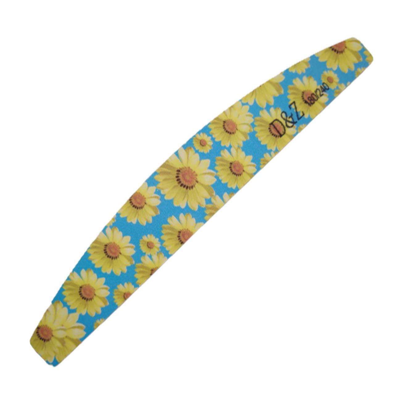 Lixa D&Z Banana Estampada 180/240