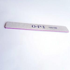 Lixa Quadrada OPI 100/180
