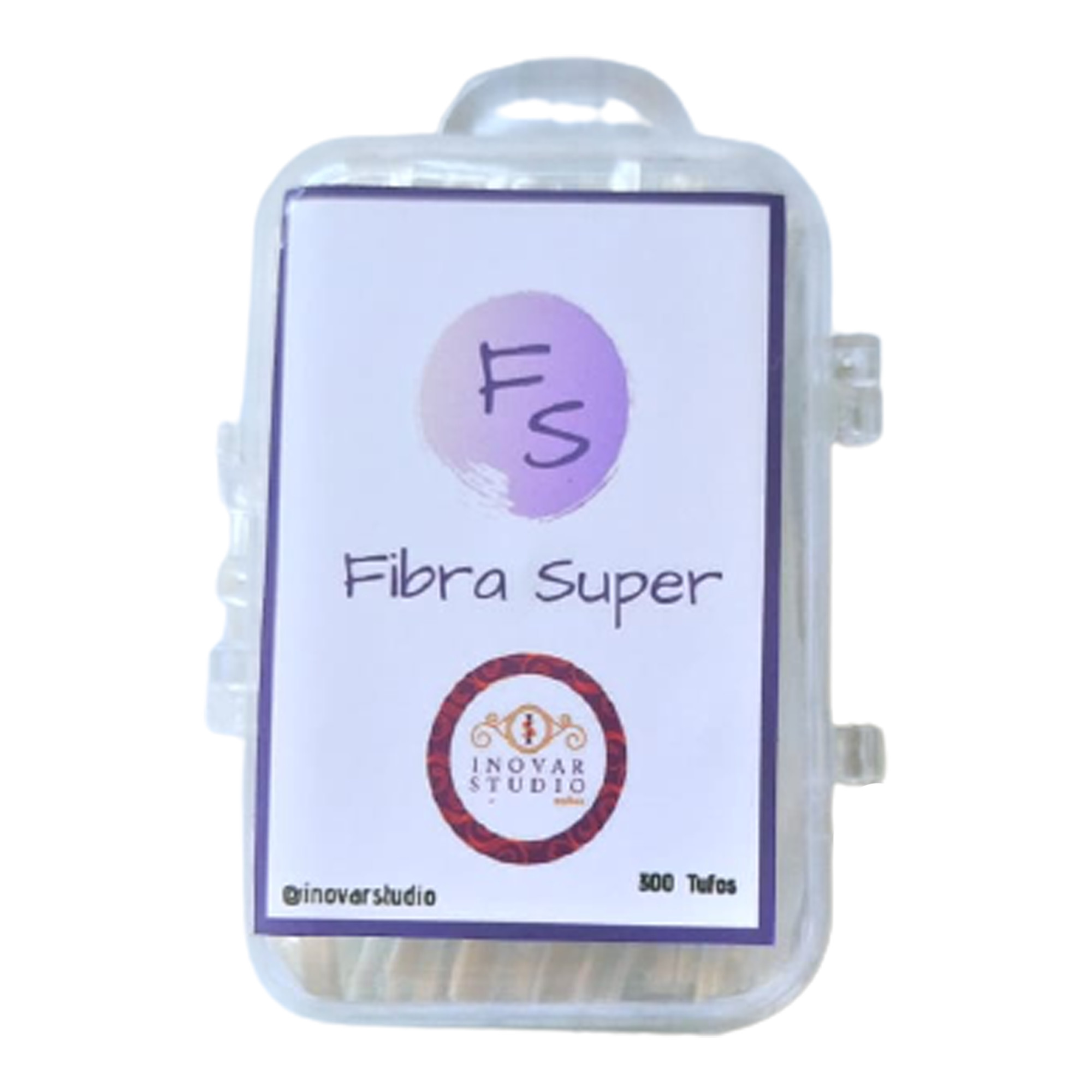 Maletinha Fibra Super Tufos - 300 tufos