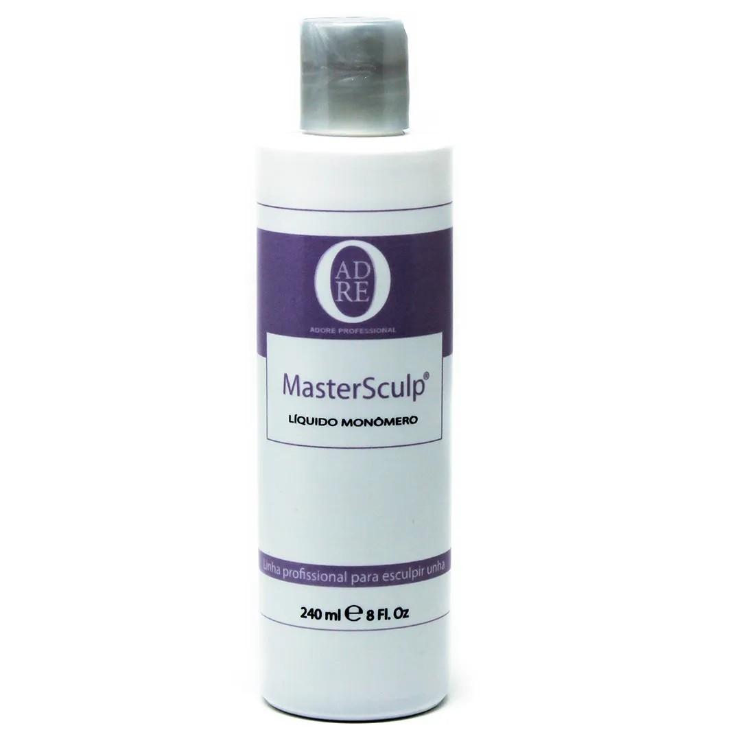 Monomero Adore Master Sculp 240ml Unhas Profissional