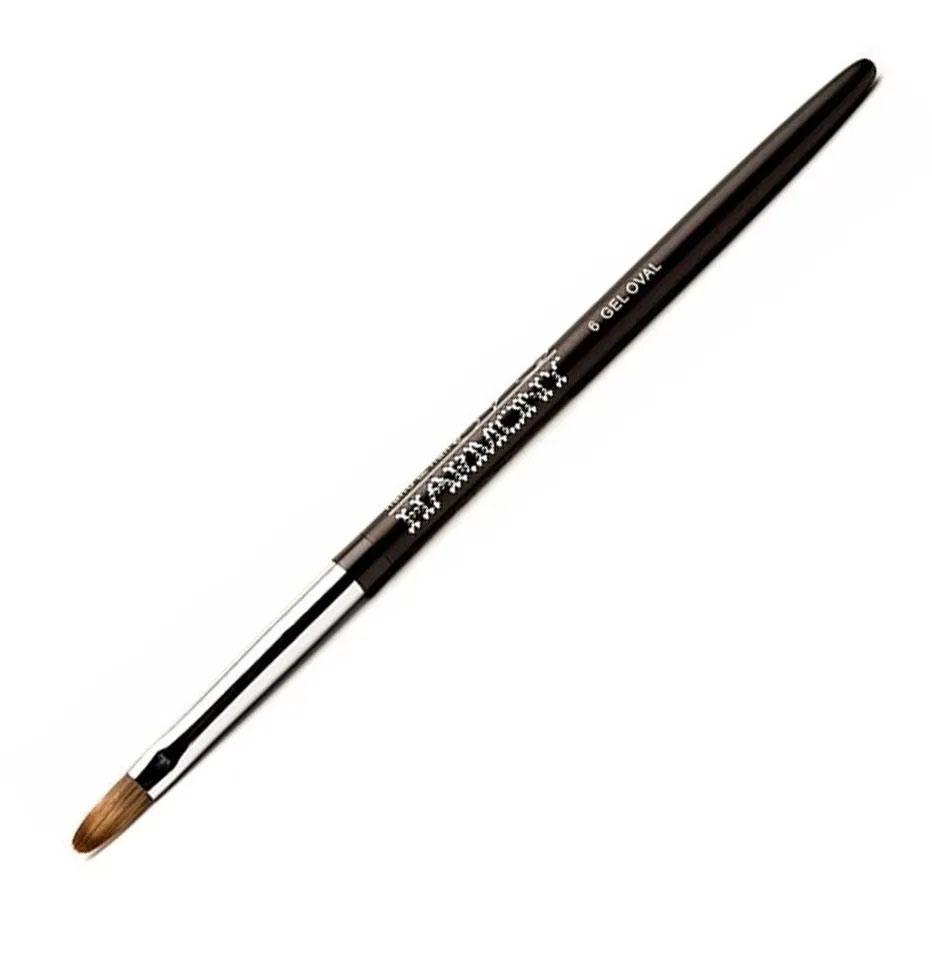 Pincel Gel - #6 Gel Oval Brush