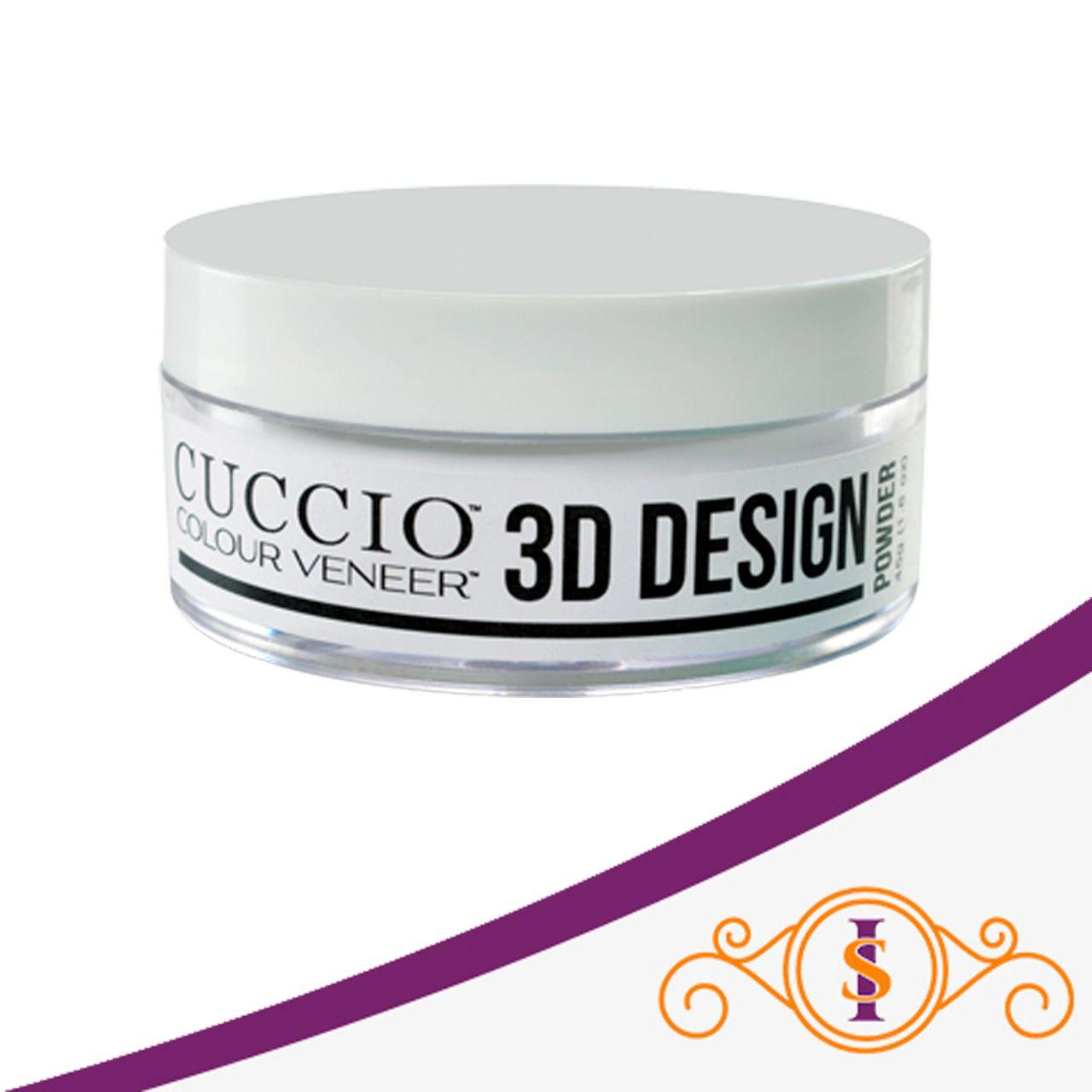 Pó Acrílico 3D Powder Veneer - 14g - White