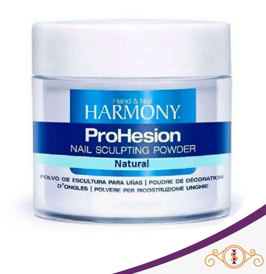 Pó Acrílico Harmony Prohesion - Natural - 105g