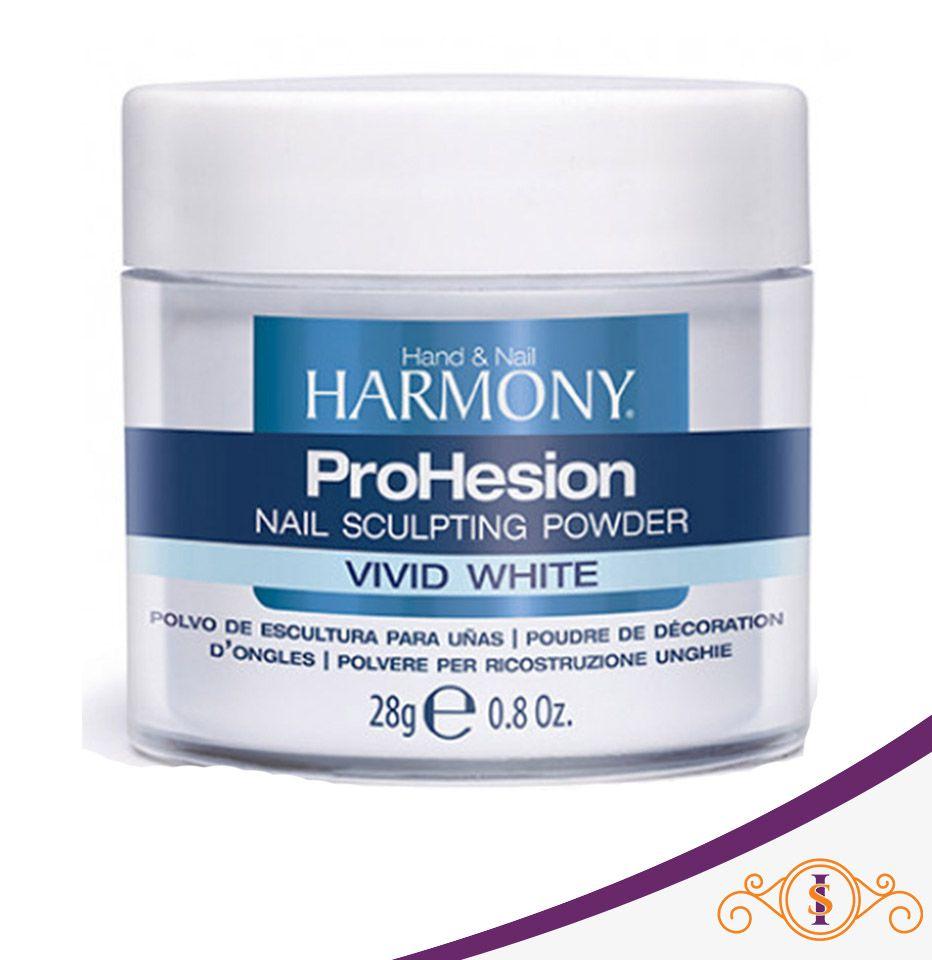 Pó Acrílico Harmony Prohesion - Vivid White - 28g