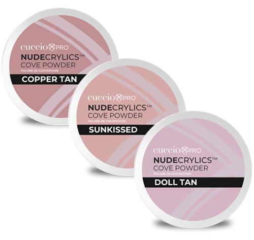 Pó Acrílico Powder Nudecrylic - Copper Tan 14g