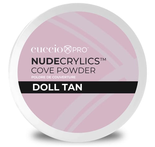 Pó Acrílico Powder Nudecrylic Doll Tan 14g