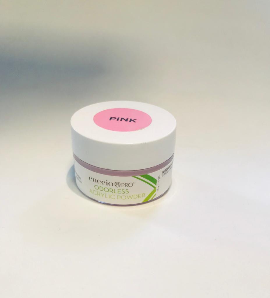 Pó Acrilico Acrylic Powder Odorless 14g - Pink