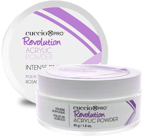 Pó Acrílico Powder Revolution - 45g - Intense Pink