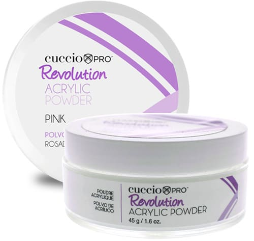 Pó Acrílico Powder Revolution - 45g - Pink