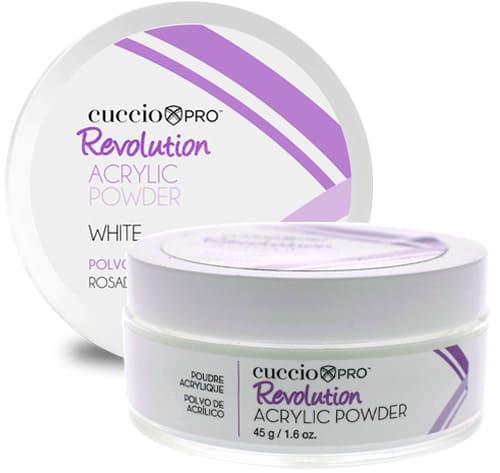 Pó Acrílico Powder Revolution - 45g - White