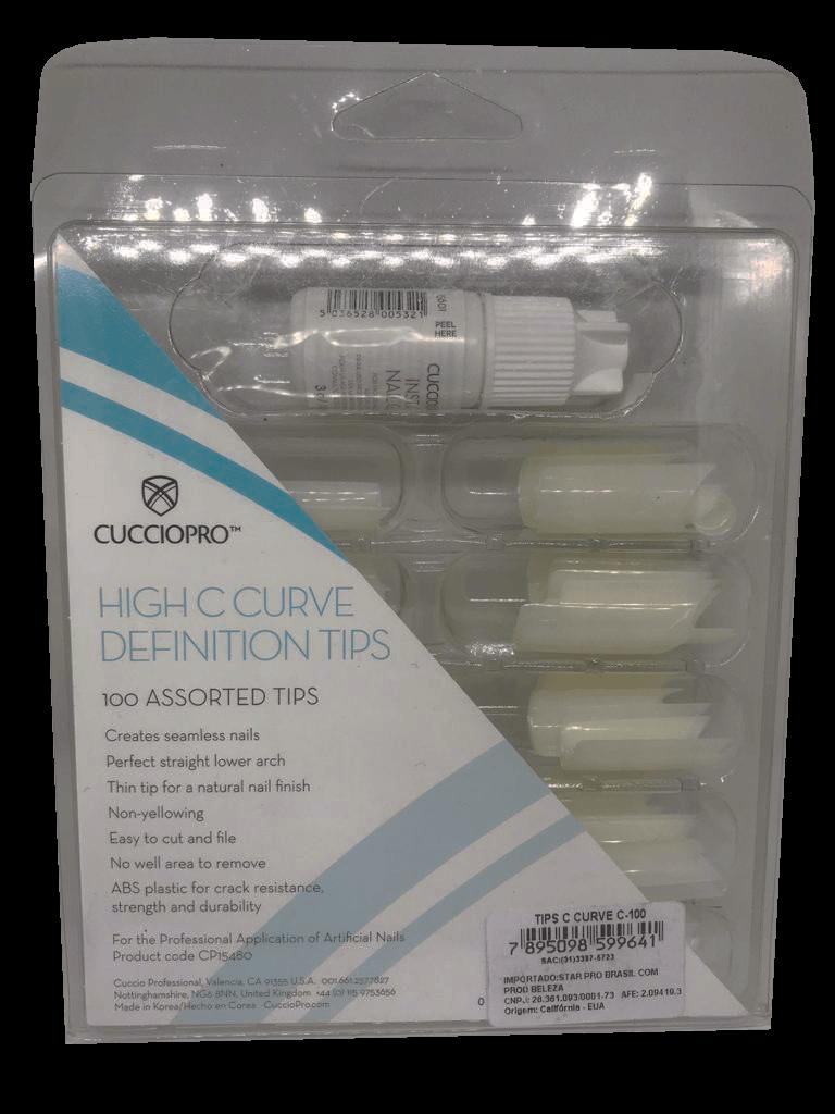 Tips Curvatura C C/100