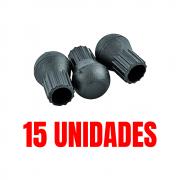 5 Kit Reparo Redondo (15 Unidades)