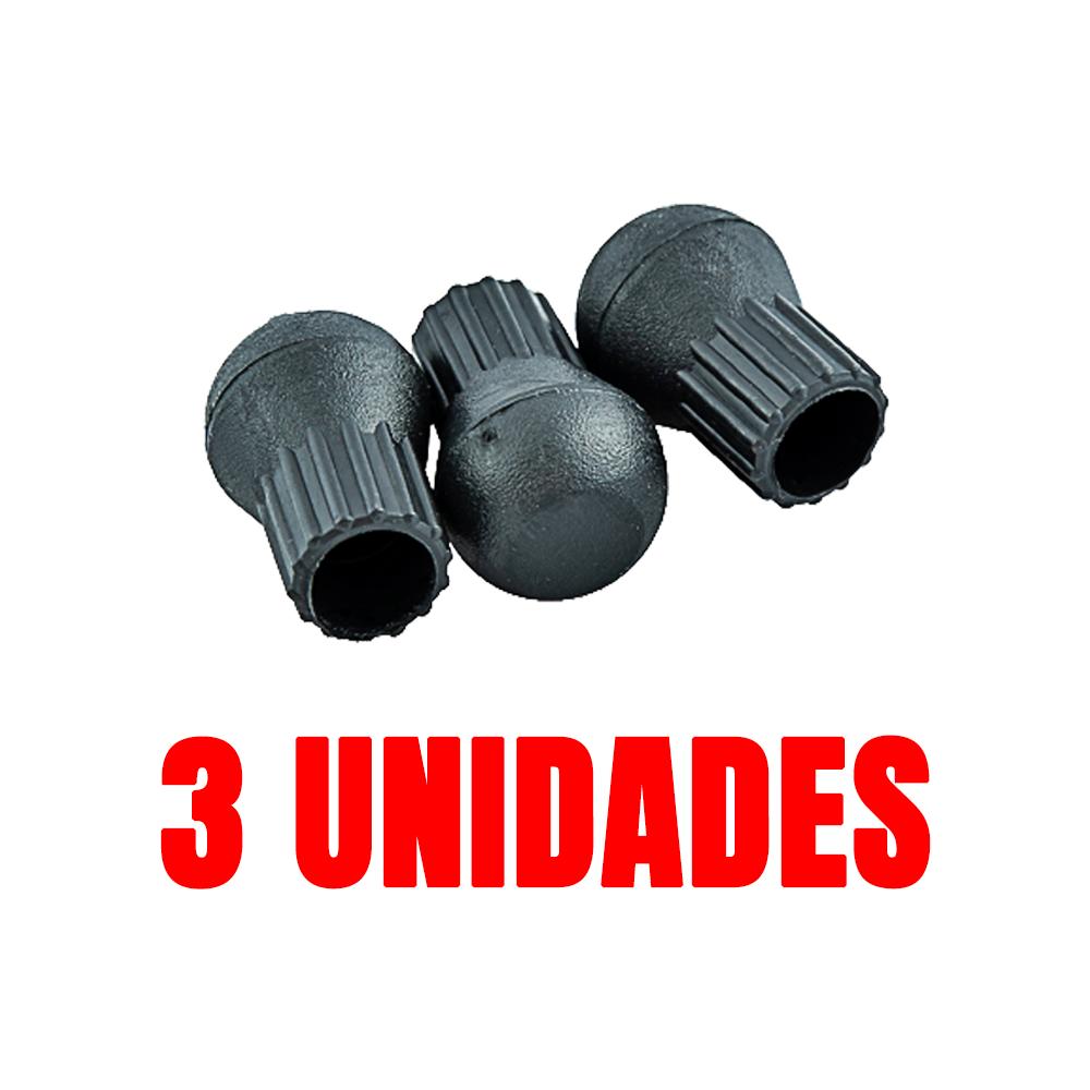 1 Kit Reparo Redondo (3 Unidades)