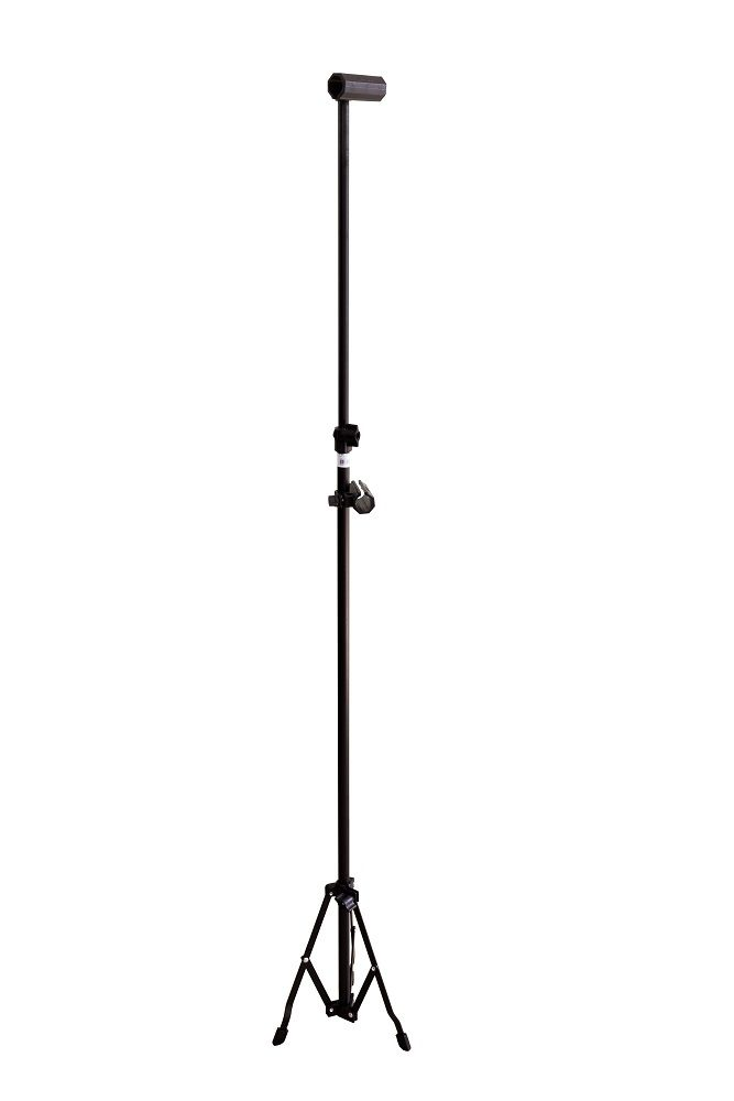 PORTA-BANNER SLIM C/ GARRA PRETO - PBI-152-P