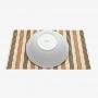 Bowl Branco De Porcelana Para Salada 25cm - Home Collection
