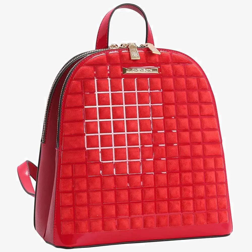 Bolsa Chenson Feminina Glamour Vermelha