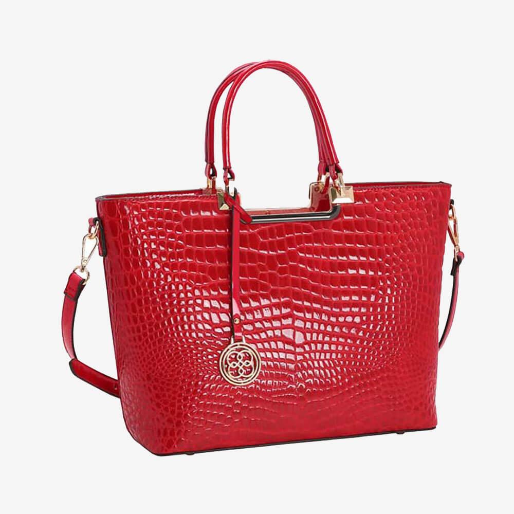 Bolsa Chenson Feminina Poderosa Vermelha