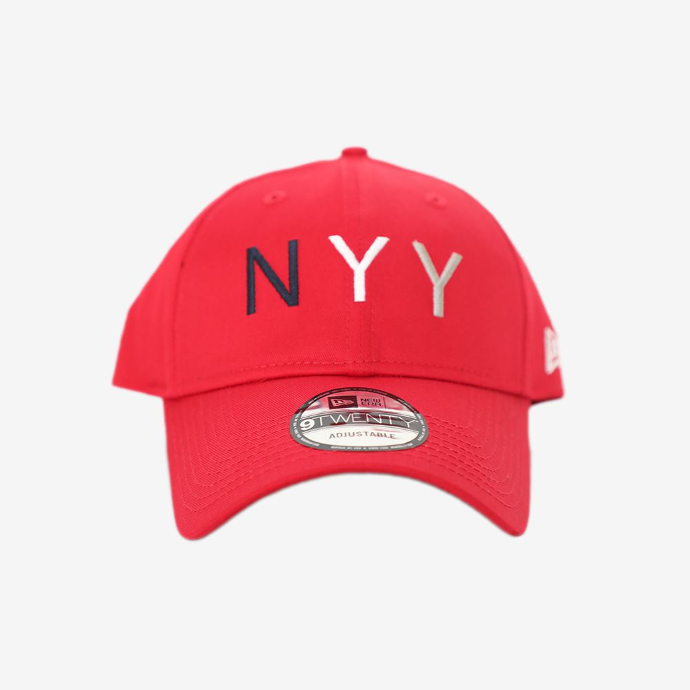 Boné New Era New York Yankees Vermelho