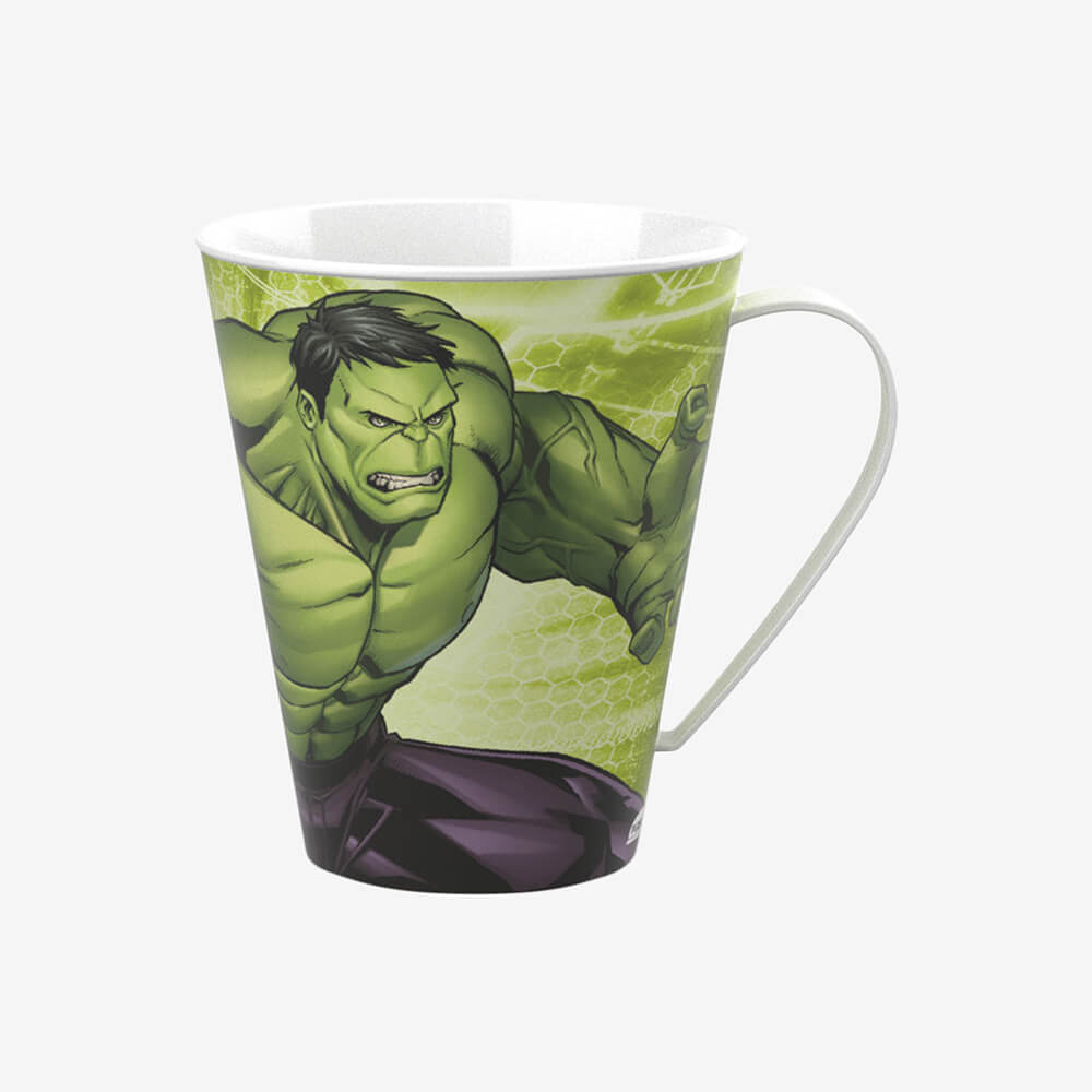 Caneca Hulk 360Ml - Plasútil