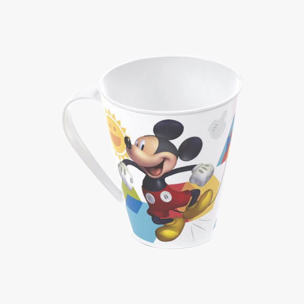 Caneca Mickey 360Ml - Plasútil