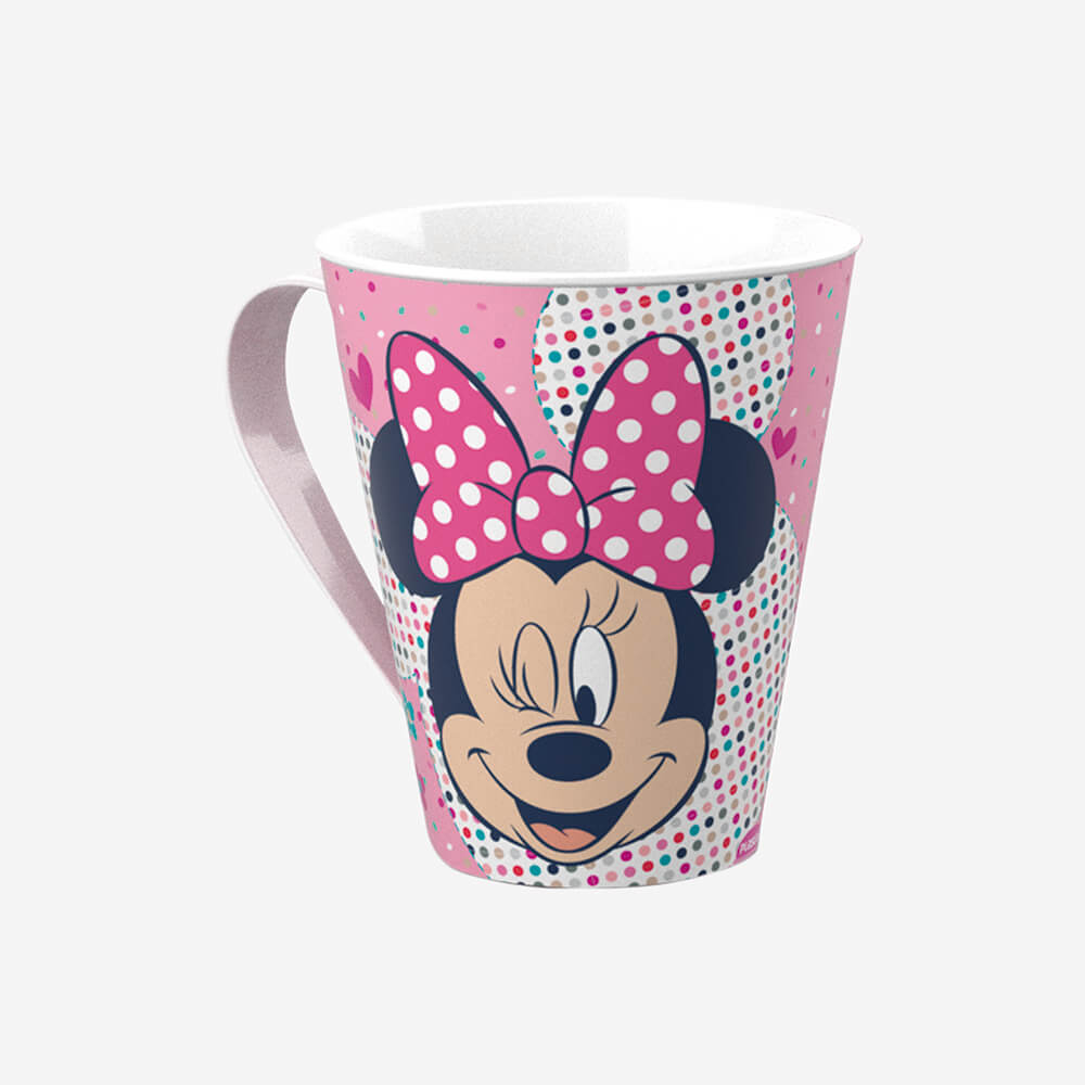 Caneca Minnie 360 Ml - Plasútil