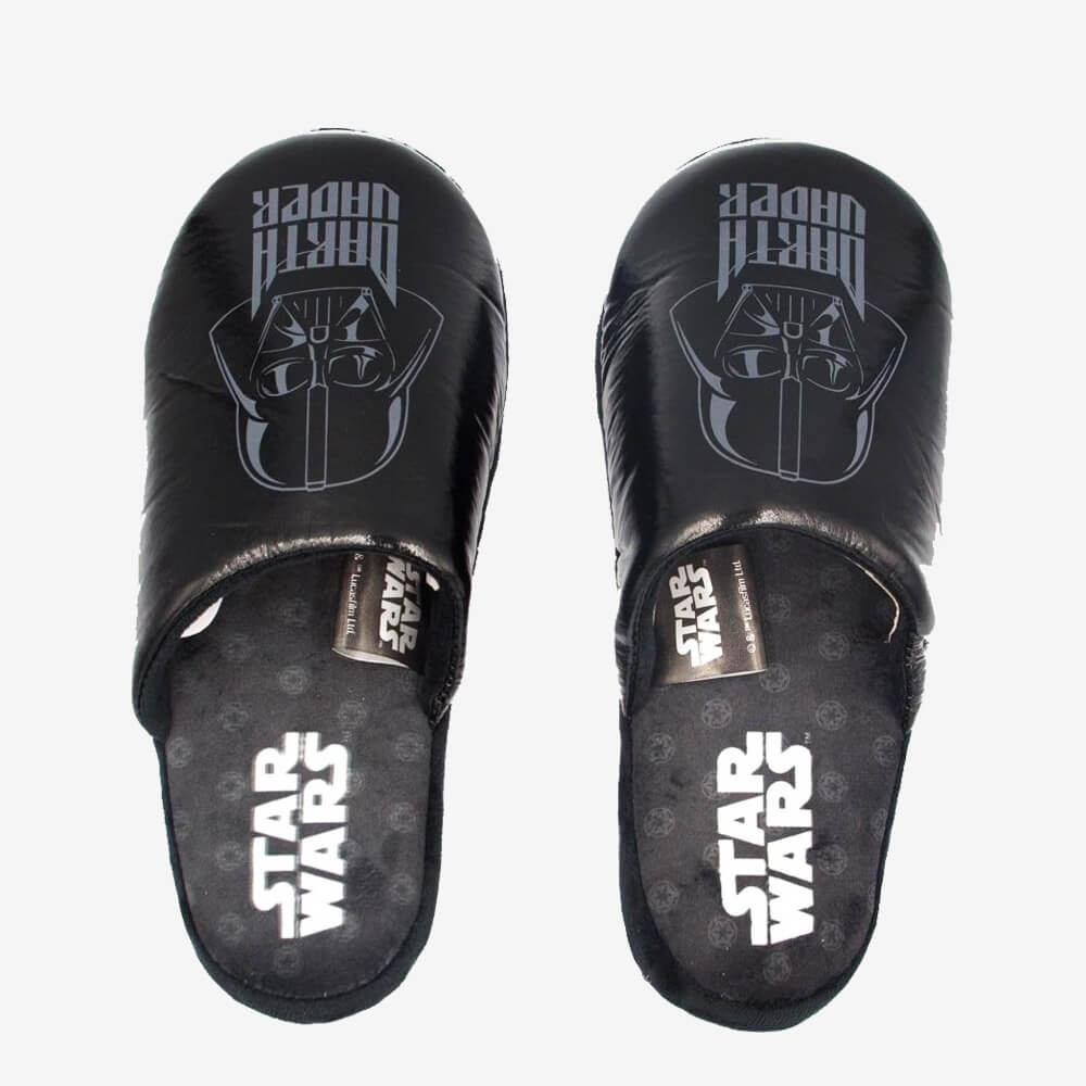 Chinelo Pantufa Darth Vader - Tamanho: 38/39