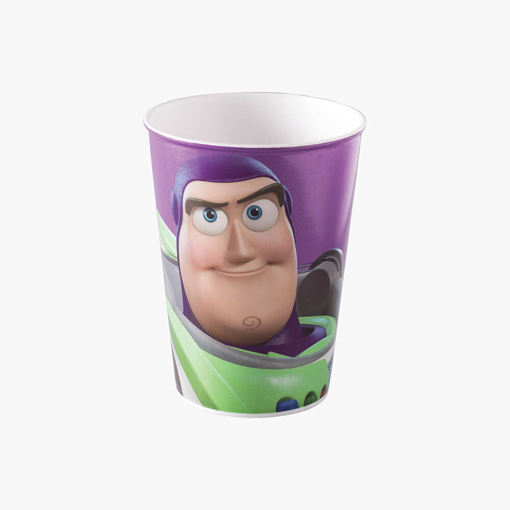 Copo Buzzlightyear Toy Story 320Ml - Plasútil
