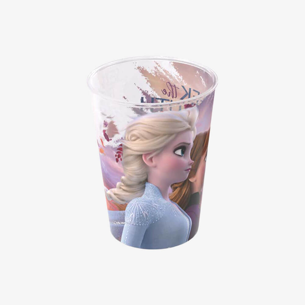Copo Frozen 320Ml - Plasútil