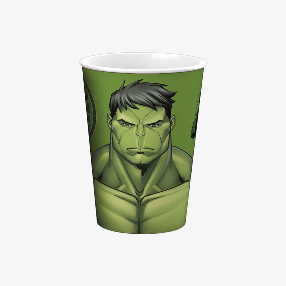 Copo Hulk 320Ml - Plasútil