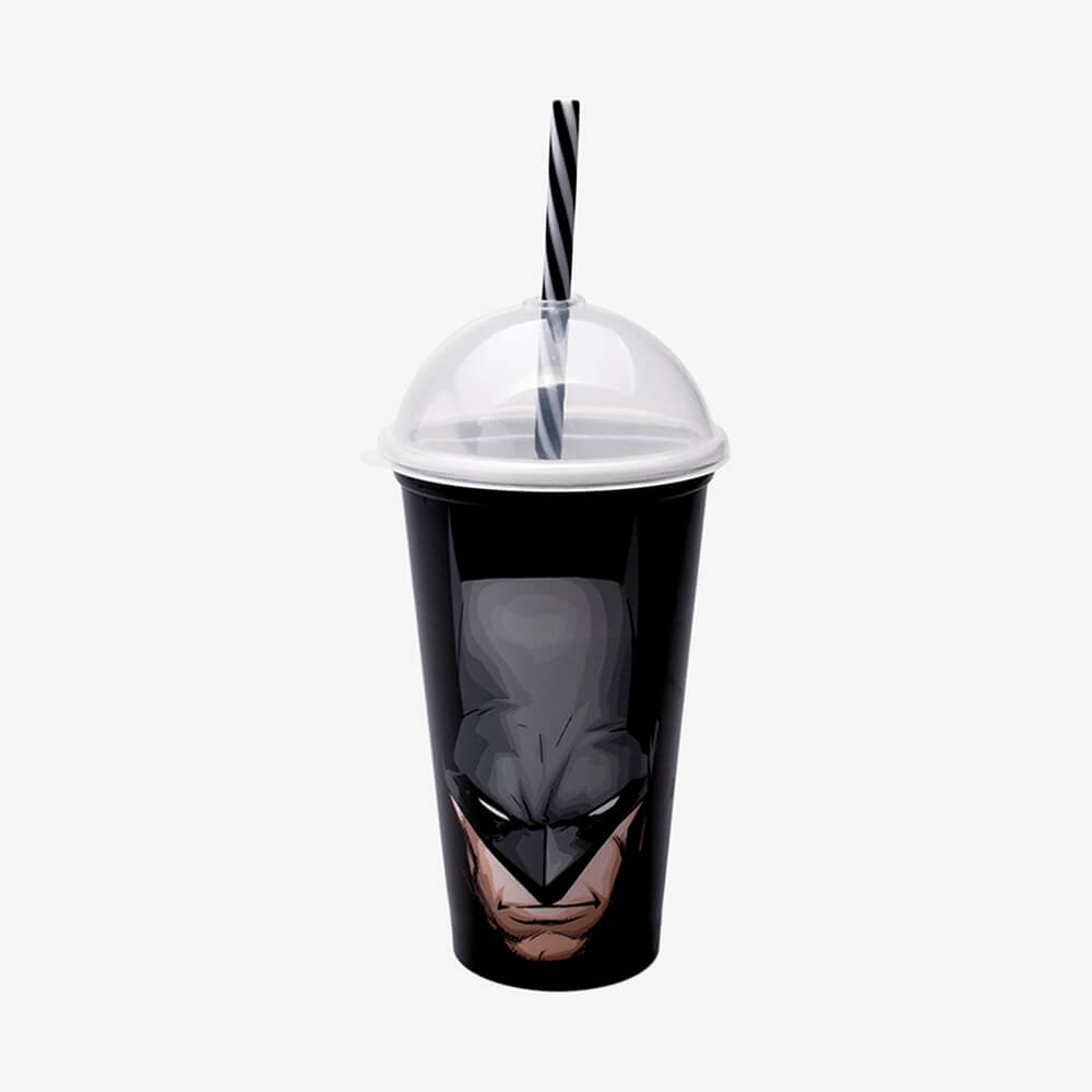 Copo Shake Batman 500Ml - Plasútil