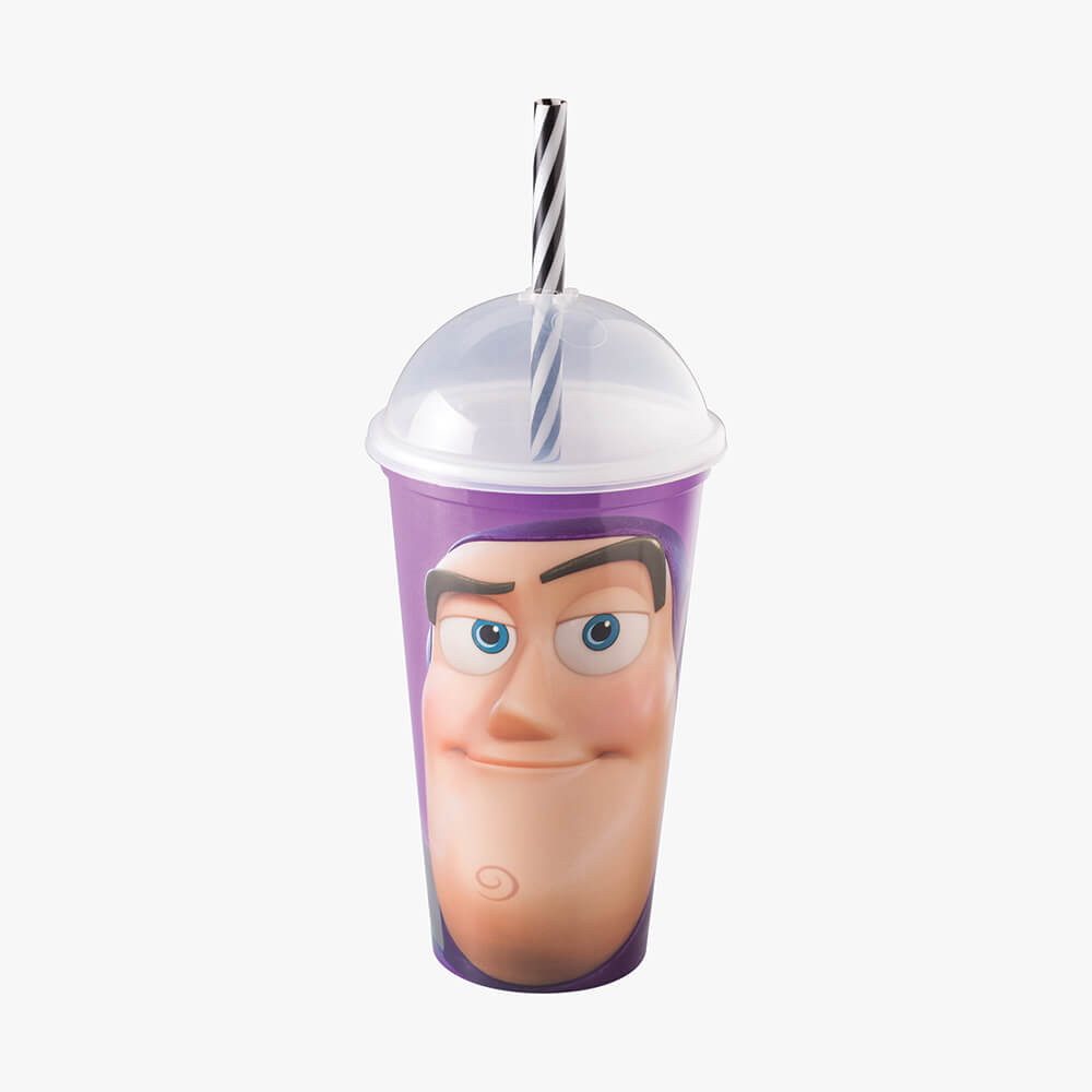 Copo Shake Buzzlightyear Toy Story 500Ml - Plasútil