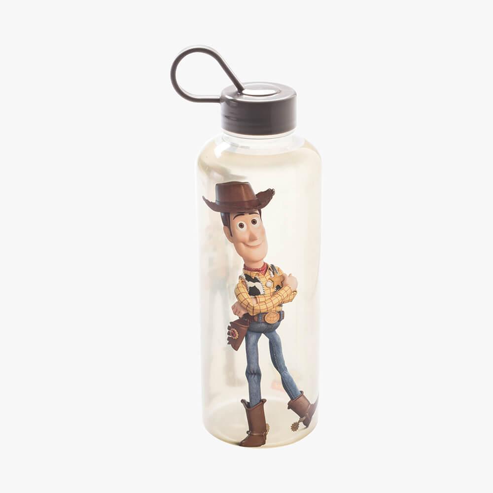 Garrafa Cilíndrica Woody Toy Story 480 Ml - Plasútil