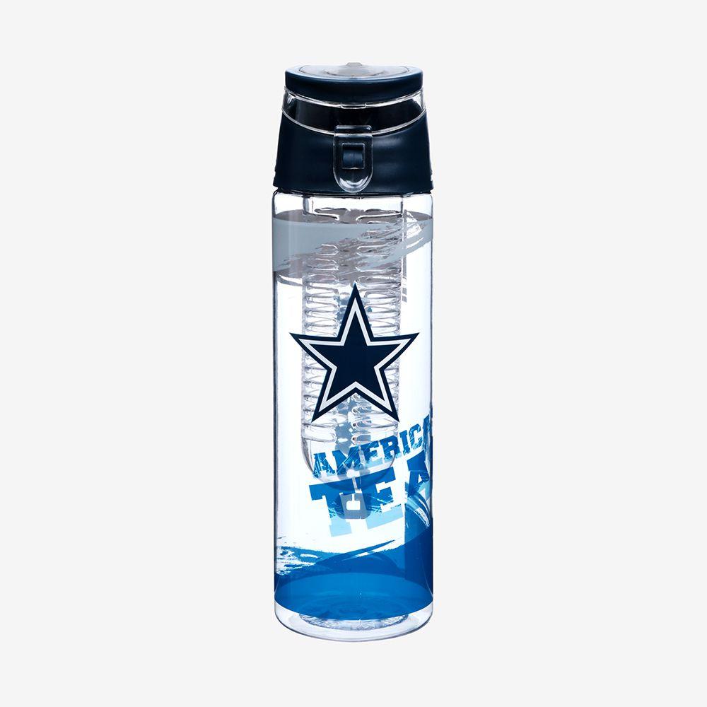 Garrafa Com Infusor Dallas Cowboys NFL 700ml