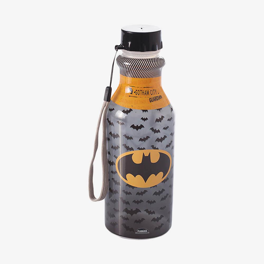 Garrafa Retro Batman 500Ml - Plasútil