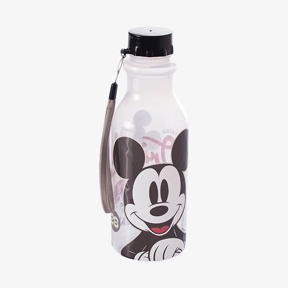 Garrafa Retro Mickey Vintage 500Ml - Plasútil