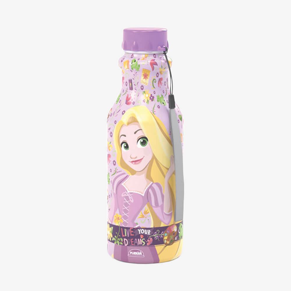 Garrafa Retro Rapunzel 500Ml - Plasútil