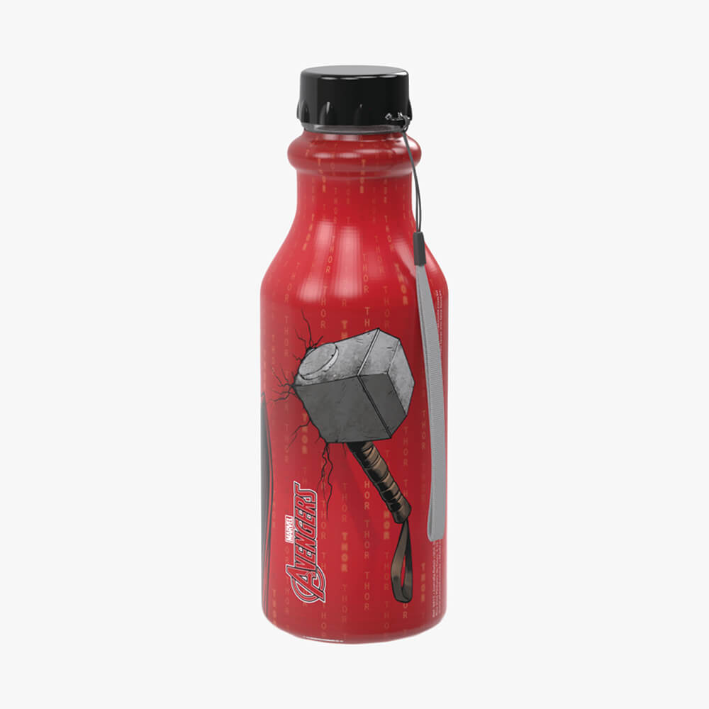 Garrafa Retro Thor 500Ml - Plasútil