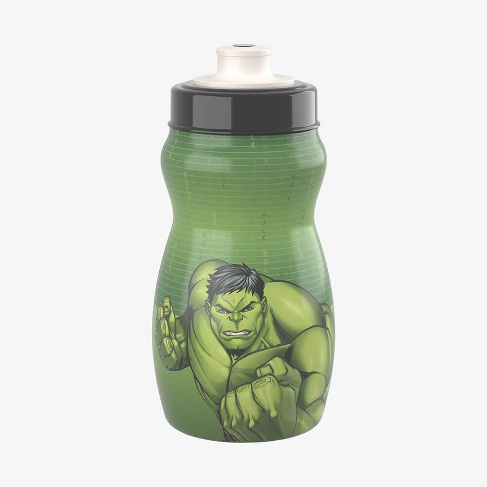 Garrafa Squeeze Hulk 300Ml - Plasútil