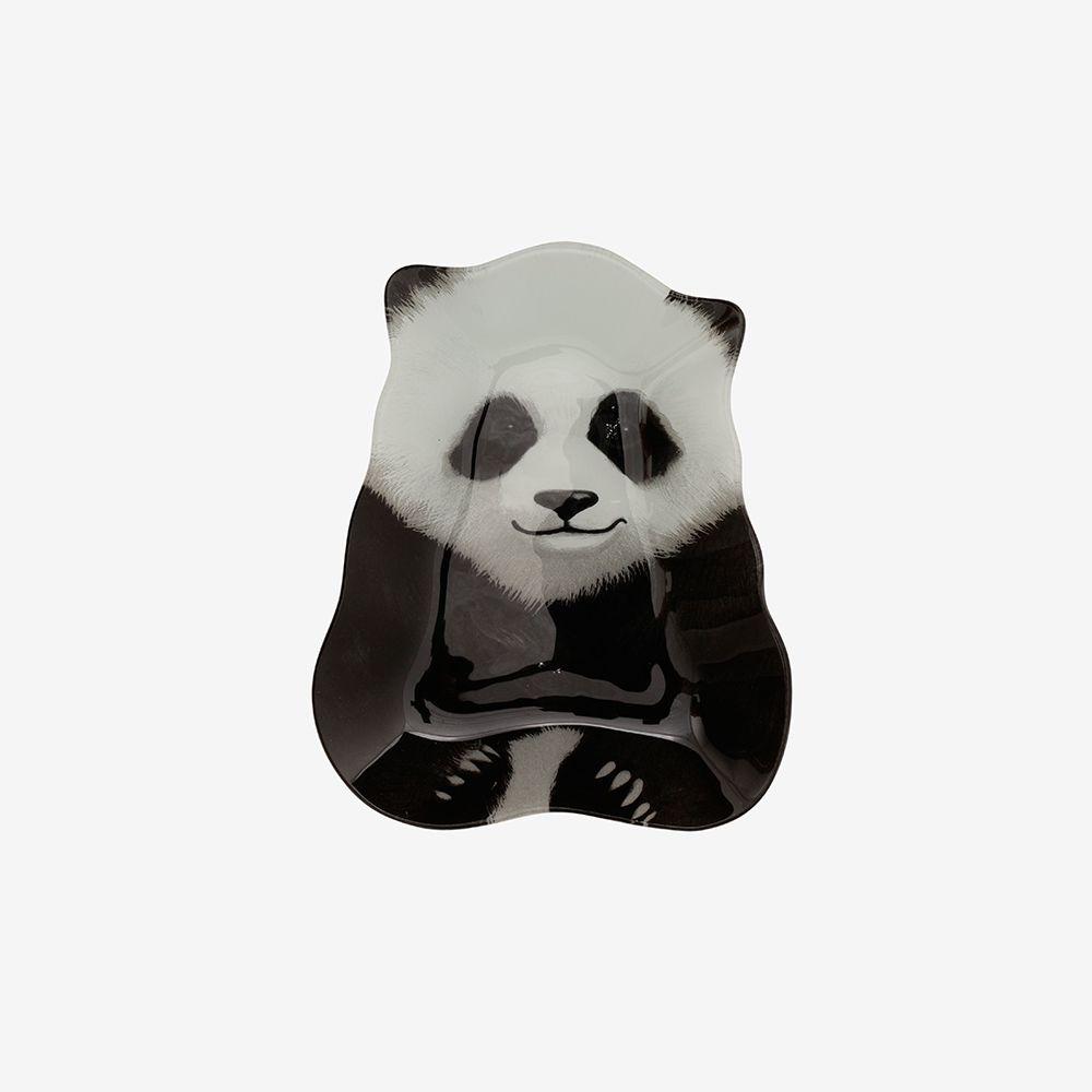 Jogo de pratos Panda 3 peças