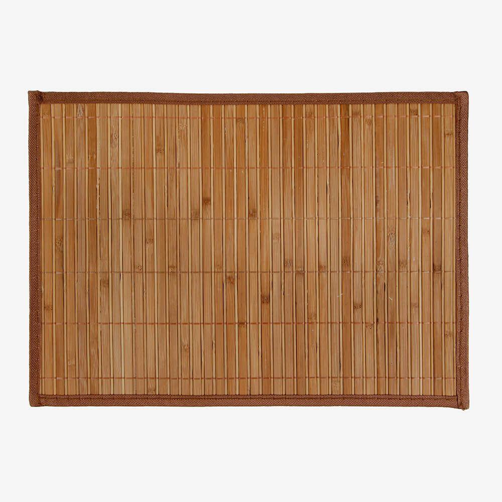 Lugar americano Bambu 1 -  30 x 45 cm