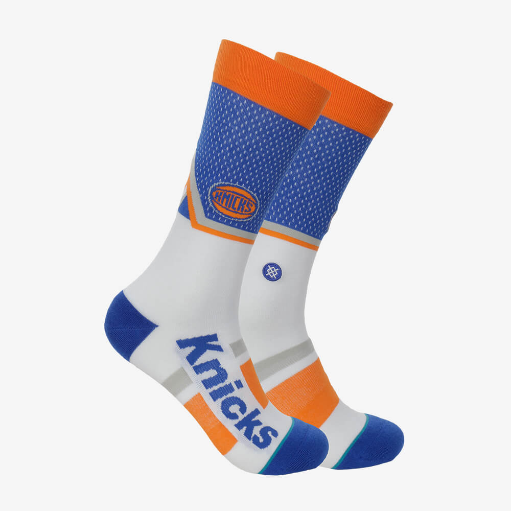 Meia Stance New York Knicks Shortcut NBA