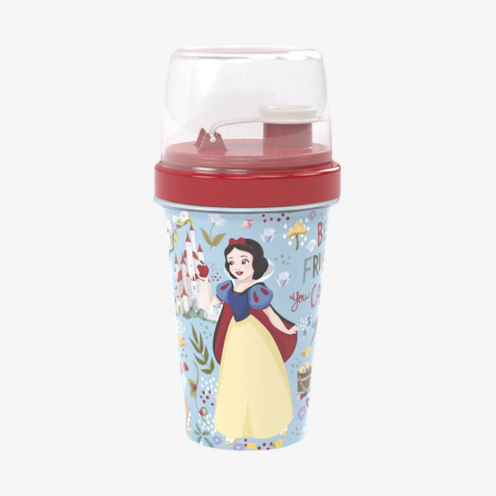 Mini Shakeira Branca De Neve - Plasútil