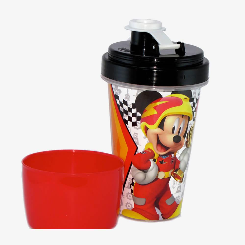 Mini Shakeira Mickey Corrida 320 Ml - Plasútil