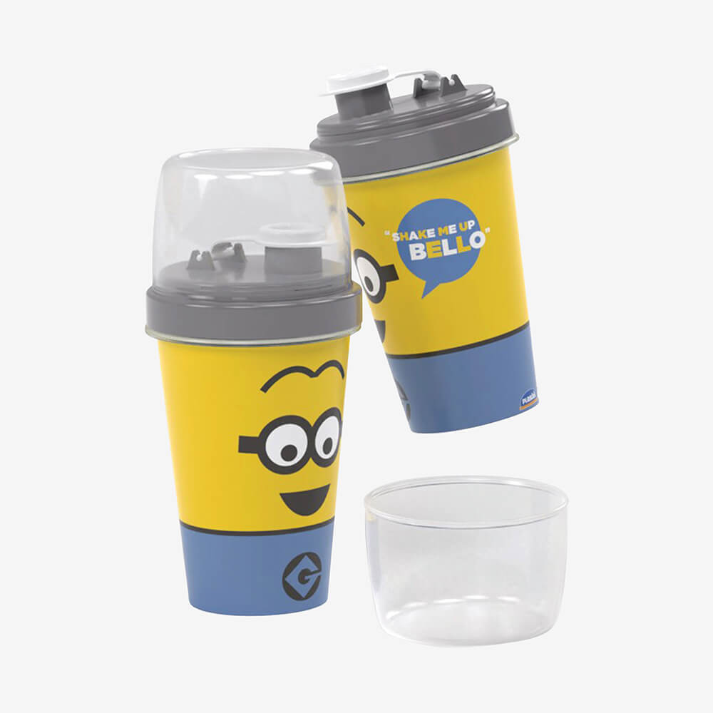 Mini Shakeira Minions 2D 320Ml - Plasútil