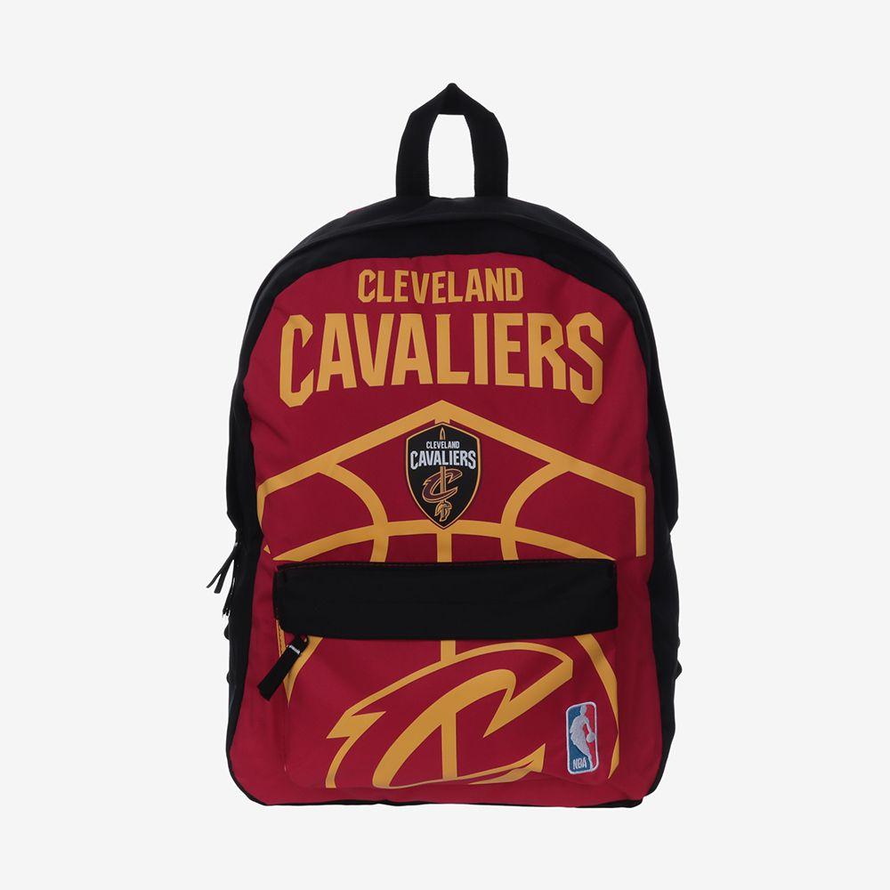 Mochila NBA Cleveland Cavaliers Vermelho