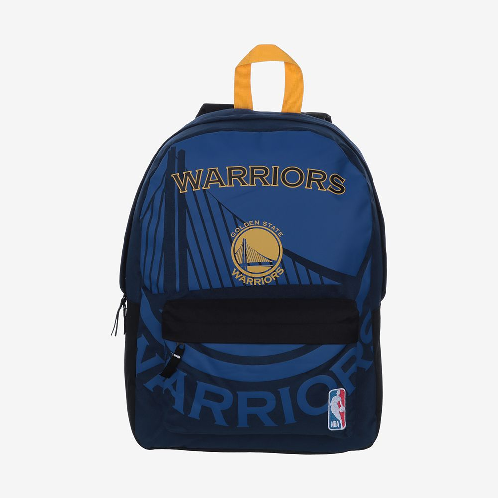 Mochila NBA Golden State Warriors Estampada