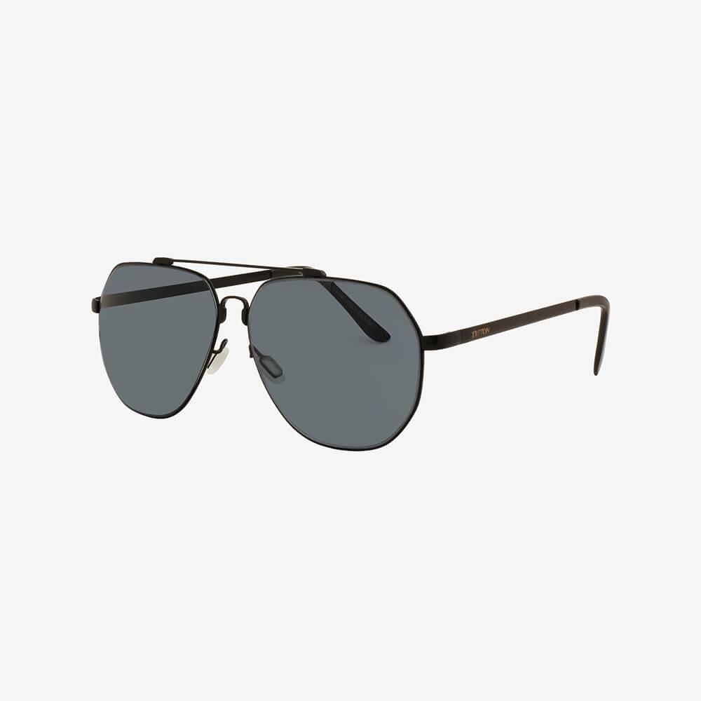Óculos de Sol Triton Eyewear Aviador Azul Marinho