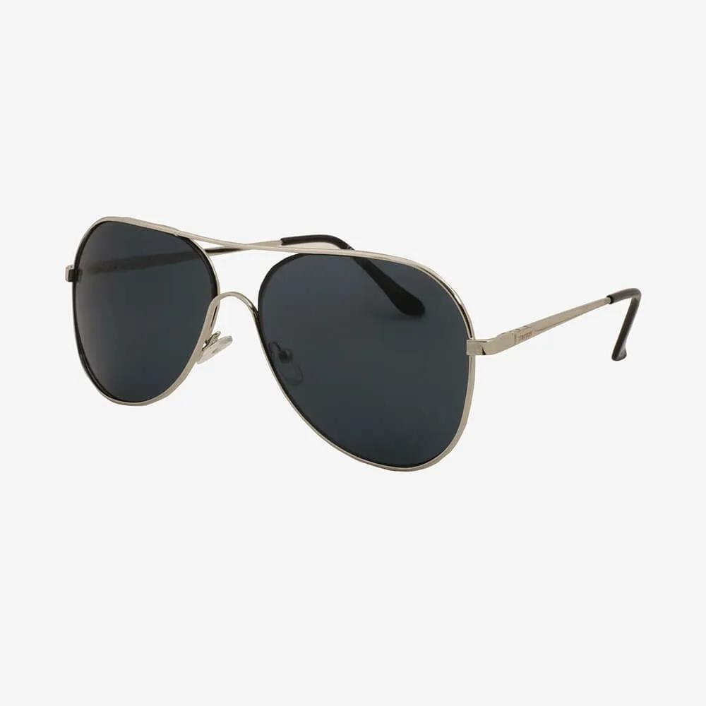 Óculos de Sol Triton Eyewear Aviador Prata