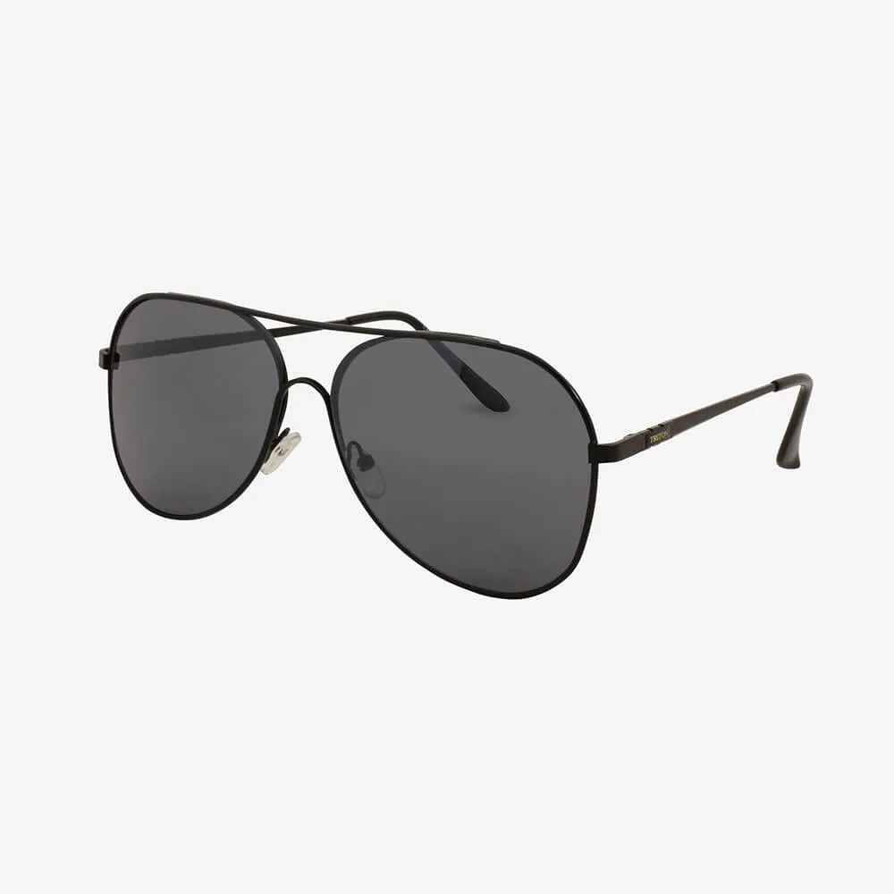Óculos de Sol Triton Eyewear Aviador Preto